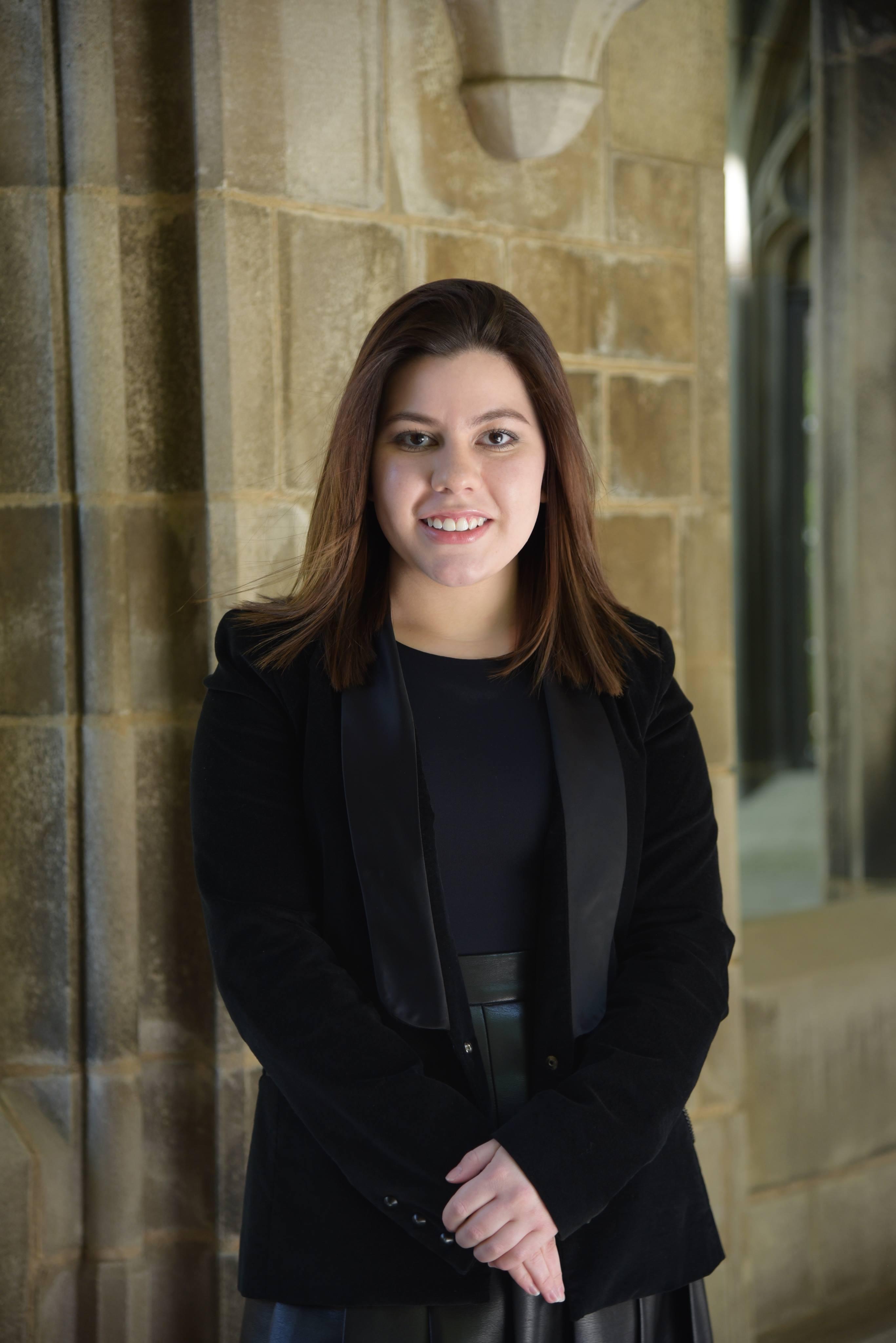 Ms. Isabel Álvarez (she/her)