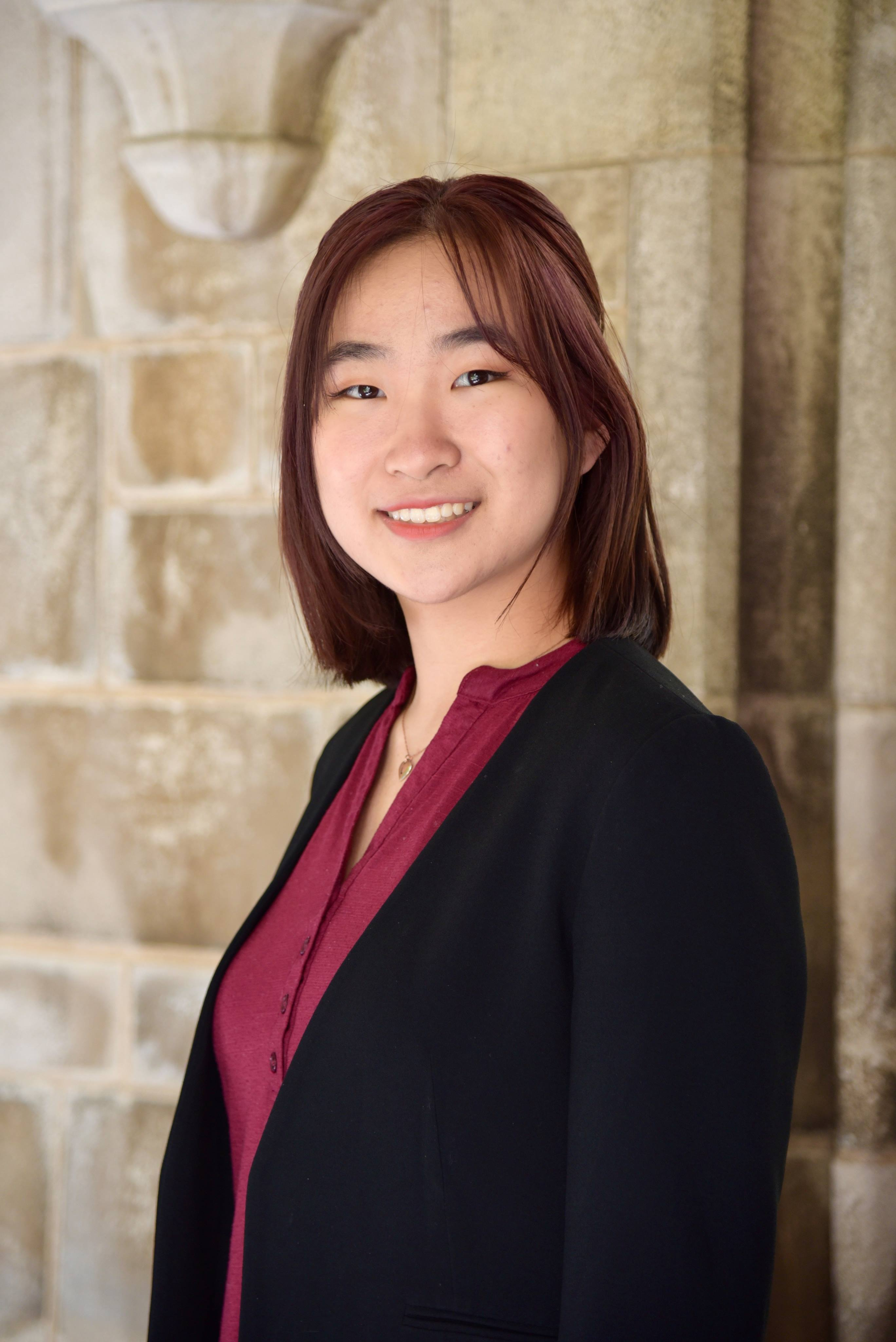 Ms. Laura Liu (she/her)